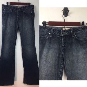 Paige Denim Jeans Womens Size 28 Laurel Canyon Low